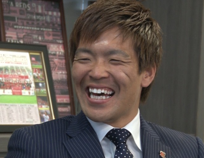 西川選手ヨリ