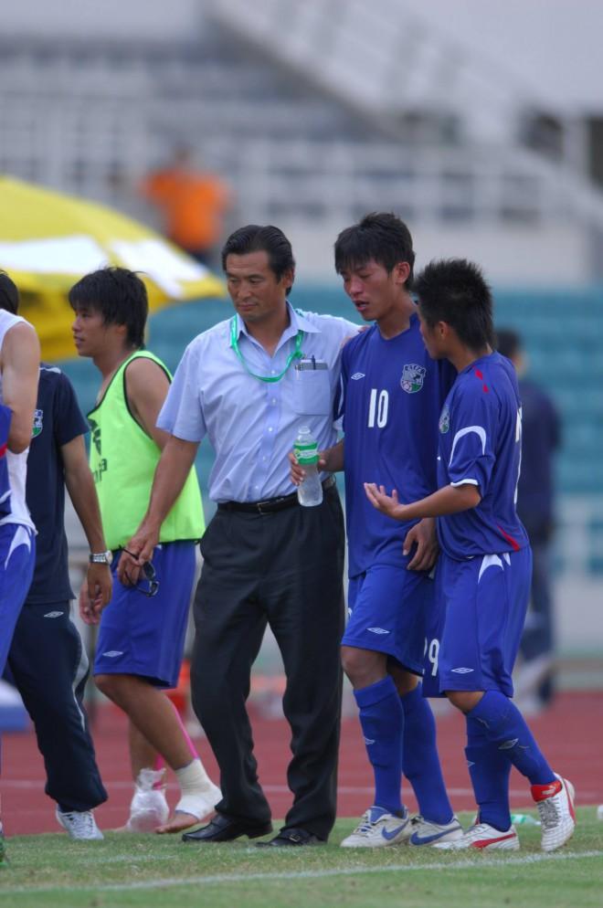 台湾代表監督では北京五輪最終予選に進出した。