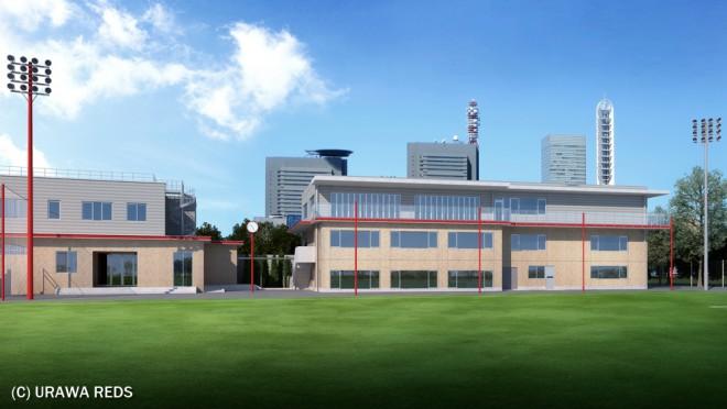 新築される大原のクラブハウス